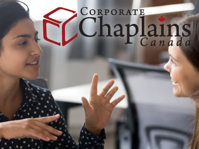 Corporate Chaplains Canada